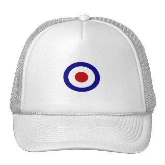 Mod Target Hats