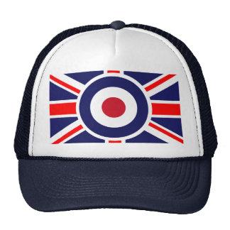 Mod Target Mods England Target Scooter Cap