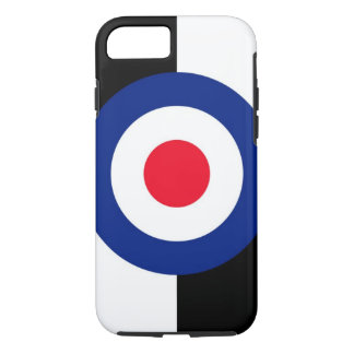 Mod Target Roundel Classic iPhone 8/7 Case