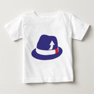 Mod Trilby Baby T-Shirt