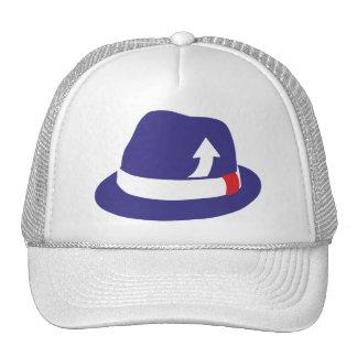 Mod Trilby Mesh Hat