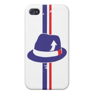 Mod Trilby iPhone 4 case