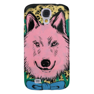 Mod Wolf iPhone 3GS case Samsung Galaxy S4 Cases
