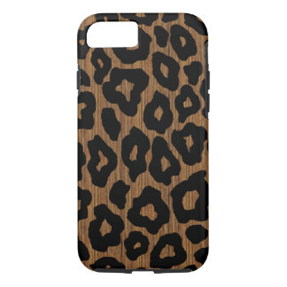 Mod Wood Leopard iPhone 8/7 Case