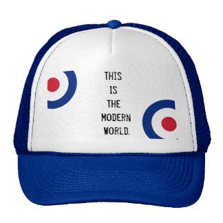 """Mod World"" Hat"