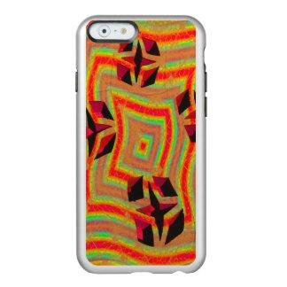 Mod yellow orange abstract incipio feather® shine iPhone 6 case
