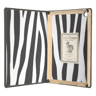 MOD ZEBRA PRINT PATTERN IPAD DODO CASE COVER FOR iPad AIR