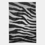 Mod Zebra Towel