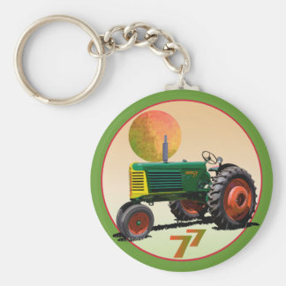 Model 77 Row Crop Key Ring