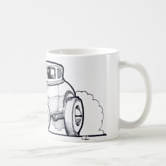 Model A Hemi Hot Rod Coffee Mug