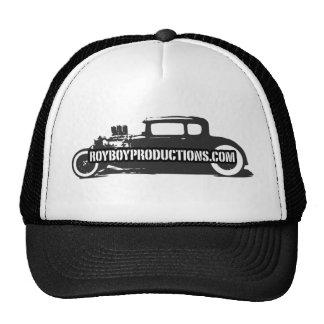 Model A Stencil Trucker Cap Trucker Hat