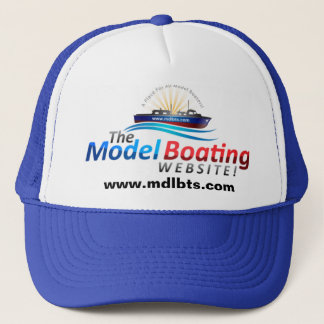 Model Boats Website Cap! Trucker Hat
