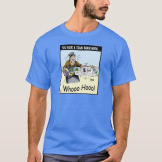 Model Railroaders:  Centerfold Shirt