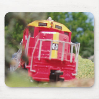 Model Railroading at it's Finest Mouse Pad