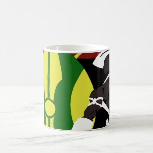 Model Reference Pin-Up 3 (Sketchbook Pro) Mugs