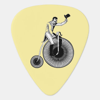 Model T Penny Farthing Classic Plectrum