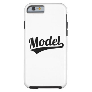 Model Tough iPhone 6 Case