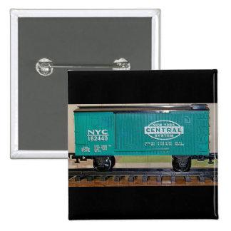 Model Train Box Car Pin