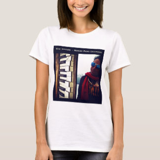 Moden Piano Excursions CD Cover Artwork T-Shirt