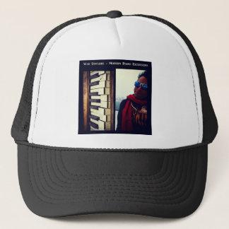 Moden Piano Excursions CD Cover Artwork Trucker Hat