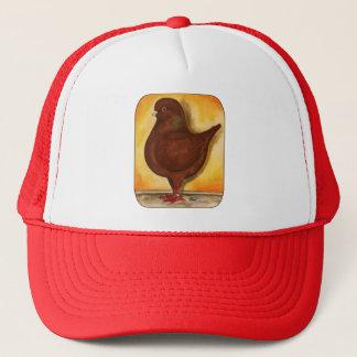 Modena Red Schietti Trucker Hat