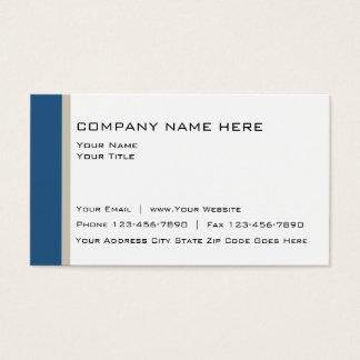 Moder Design Business Card