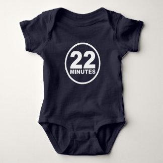 Modern - 22 Minutes Baby Bodysuit