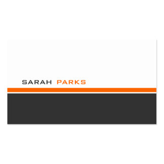 Modern 3 Colour B Pack Of Standard Business Cards