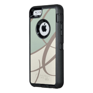 Modern Abstract Art OtterBox iPhone 6/6s Case