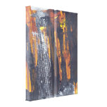 Modern Abstract Art Painting Canvas Print