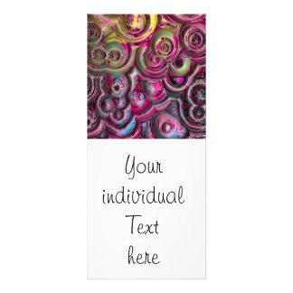 Modern Abstract Art Rack Cards