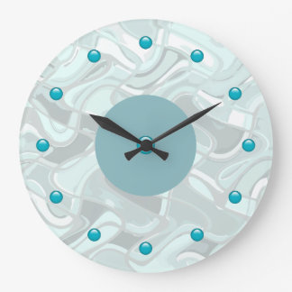 Modern Abstract Art Wall Clocks