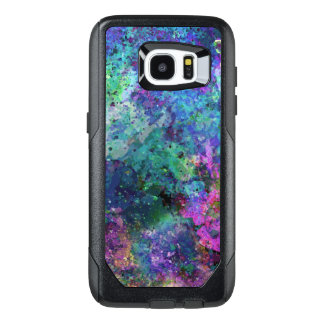 Modern Abstract artsy OtterBox Samsung Galaxy S7 Edge Case