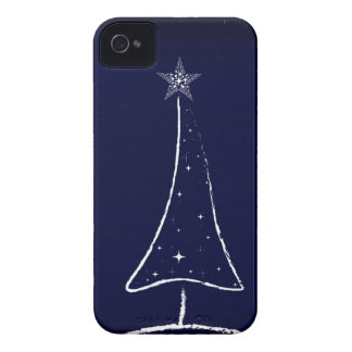 Modern Abstract Christmas Tree iPhone 4 Case-Mate Case
