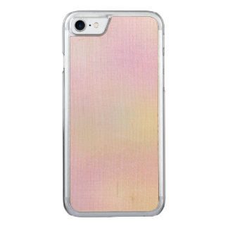 Modern Abstract Colorful Checkers Pattern. Carved iPhone 7 Case
