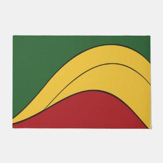 Modern Abstract Doormat