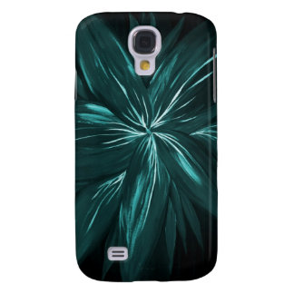 Modern Abstract Floral HTC Phone Case Samsung Galaxy S4 Cases
