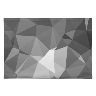 Modern Abstract Geometric Pattern - Knight Gable Placemat