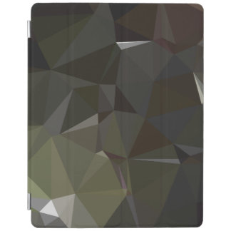 Modern Abstract Geometric Pattern - River Begins iPad Cover