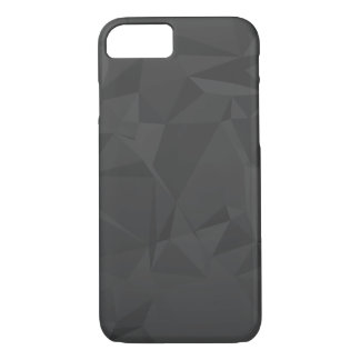 Modern Abstract Geometric Pattern - Shadow Cast iPhone 8/7 Case