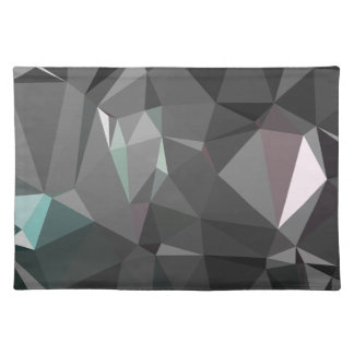 Modern Abstract Geometric Pattern - Stone Knight Placemat