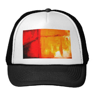 Modern Abstract Painting Cap