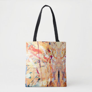 Modern Abstract Painting Tote Bag