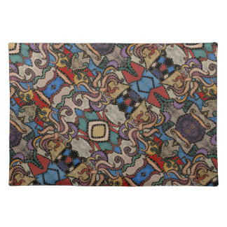 Modern Abstract Pattern M. Collins Placemat