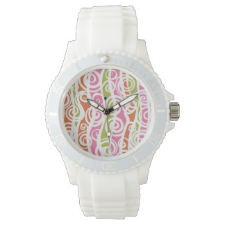 Modern Abstract Stylish Watches