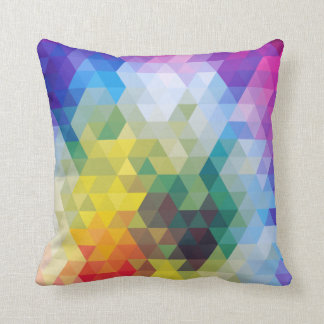Modern Abstract Throw Pillows