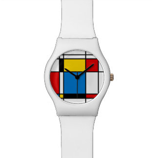 Modern Abstract Wristwatch