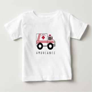 Modern Ambulance Children's Design Baby T-Shirt