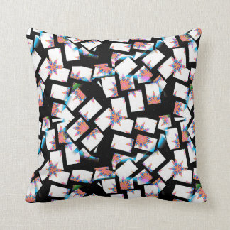 modern and abstract background cushion