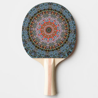 modern and abstract background ping pong paddle